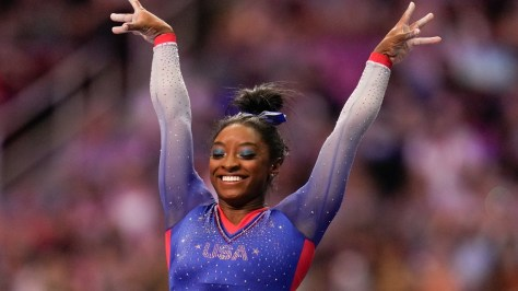 Simone Biles asks fans to 'tell me a secret' to fight Tokyo boredom, report says
