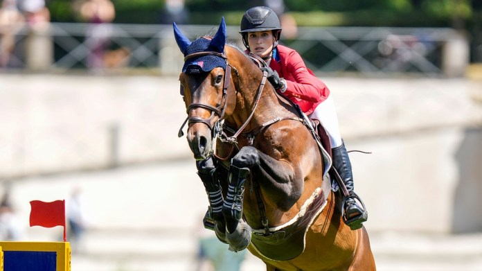 Jessica Springsteen, Bruce's daughter, makes US Olympic equestrian team