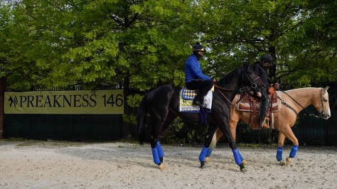 Medina Spirit passes drug tests, cleared to run in Preakness