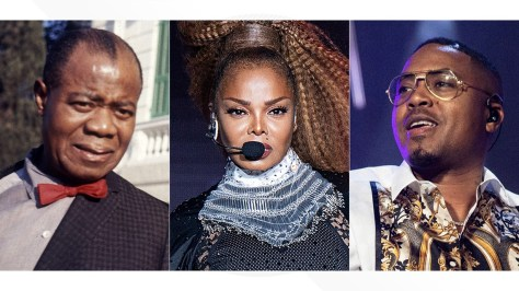 Recording Registry adds albums by Janet Jackson, Nas