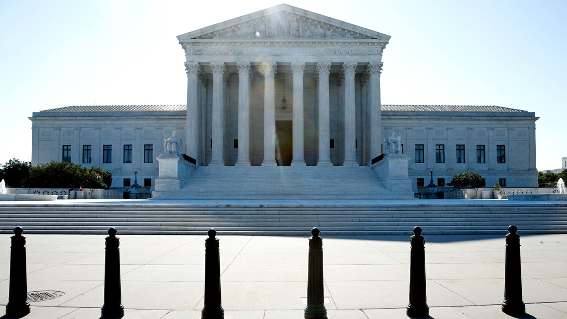 Ball in their court: Justices take on NCAA restrictions