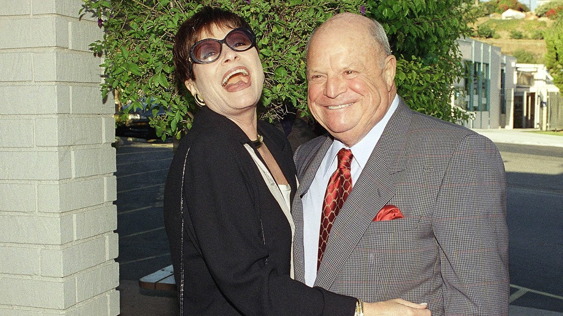 Barbara Rickles, widow of comedian Don Rickles, dies at 84