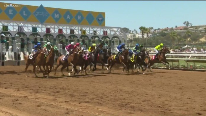 Del Mar Racetrack plans to allow fans to return in July