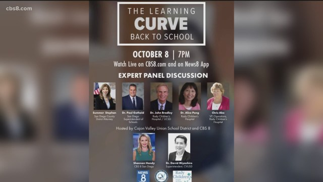 Learning Curve: Back to School Special | cbs8.com