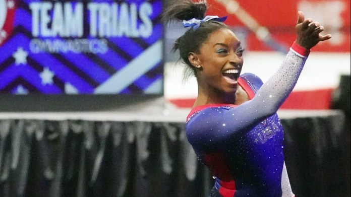 Meet the six women gymnasts representing the US in Tokyo