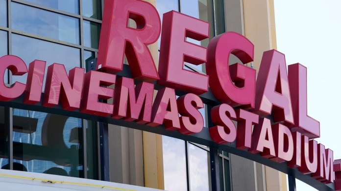 Regal Cinemas to reopen US theaters in early April