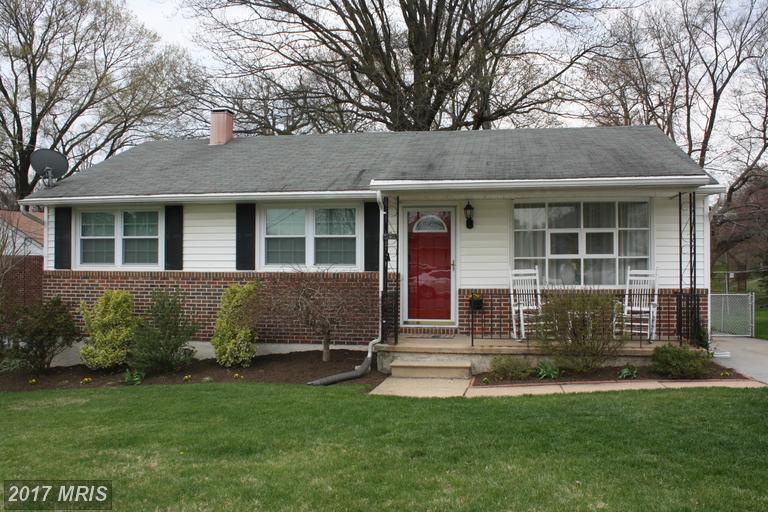 Homes Parkville Md 21234