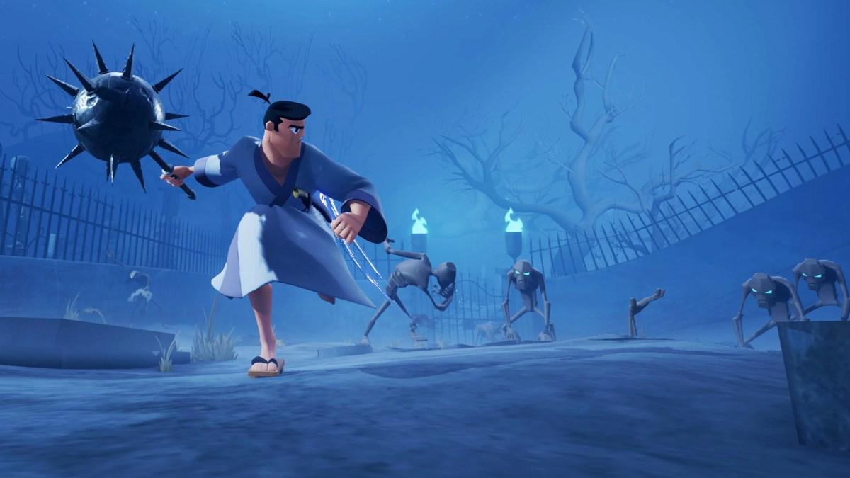 Finally! Samurai Jack: Battle Through Time announced the release date