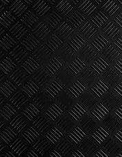 sol vinyle caoutchouc pastille noir