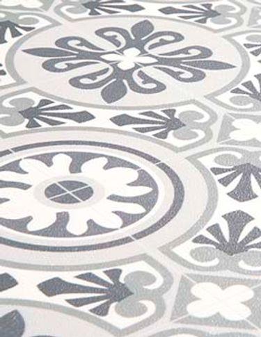 Sol Imitation Carreaux De Ciment Sol Motif Saint Maclou
