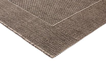 tapis slim outdoor uni gris saint maclou