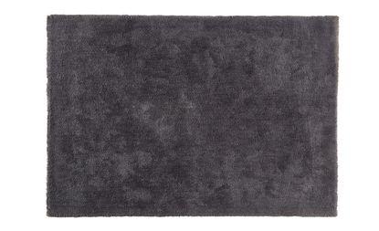 tapis smooth ultra doux uni gris