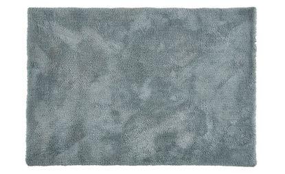 tapis smooth uni bleu glacier saint