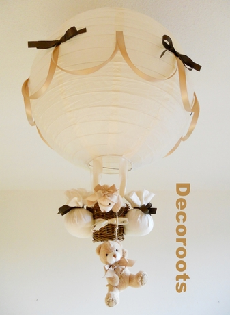 luminaire chambre bebe theme ours