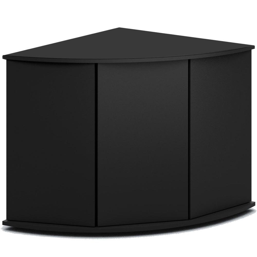 meuble d angle juwel trigon 350 sbx pour aquarium de 87 x 87 x 123 cm 4 coloris au choix noir chene clair blanc brun