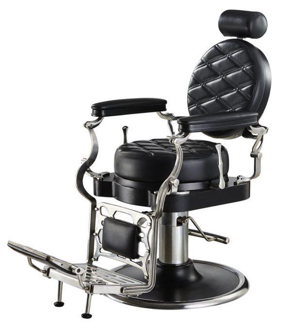 fauteuil barbier de luxe antoine