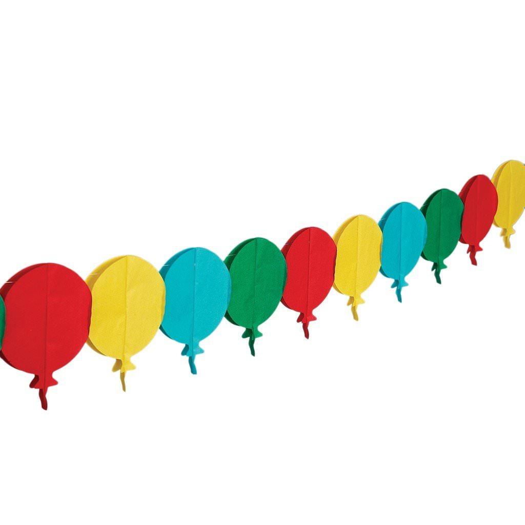 Guirlande de Ballons  Rex : 5,50€