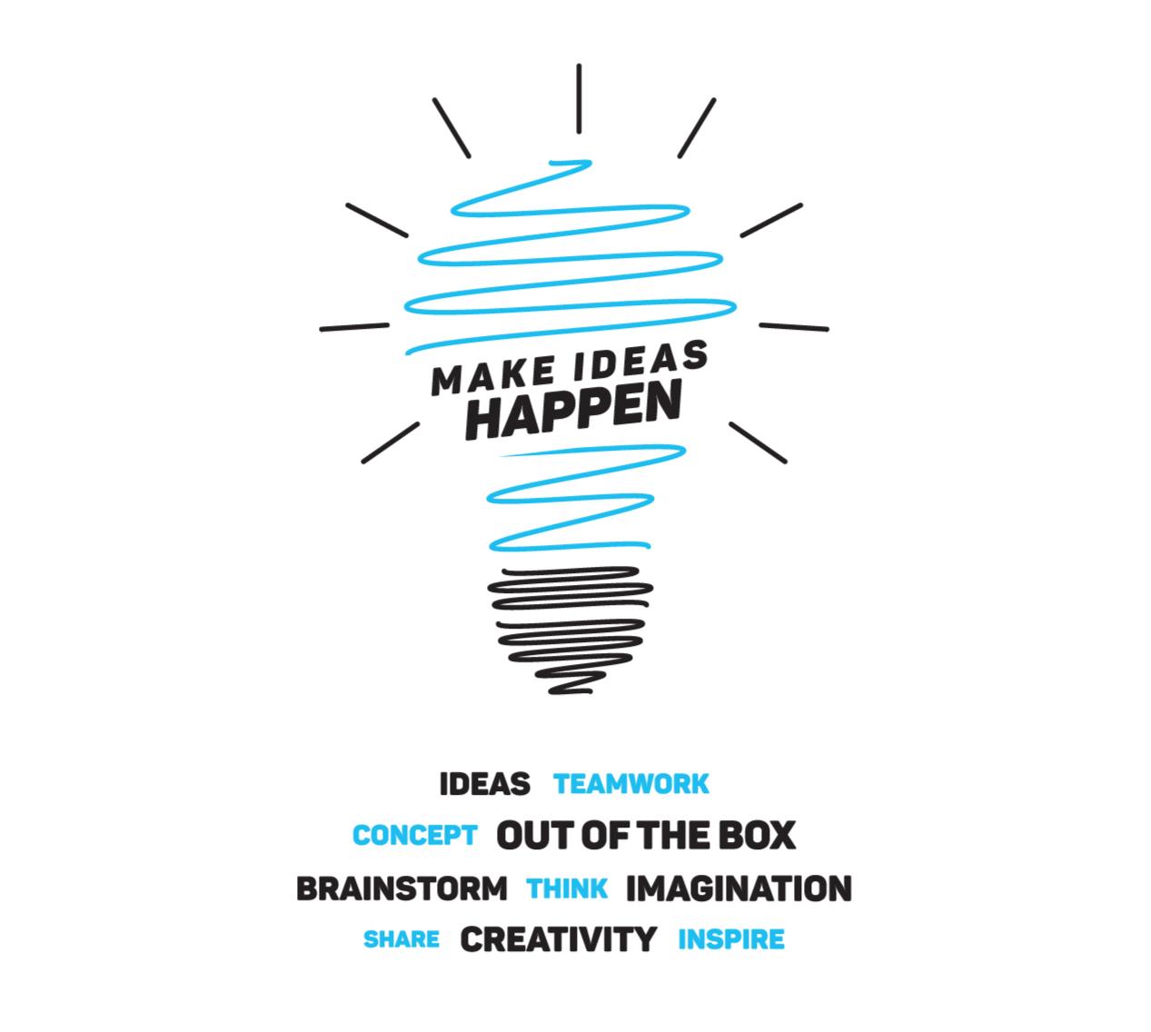 Stickers Ide Pour Salle De Brainstorming En Entreprise