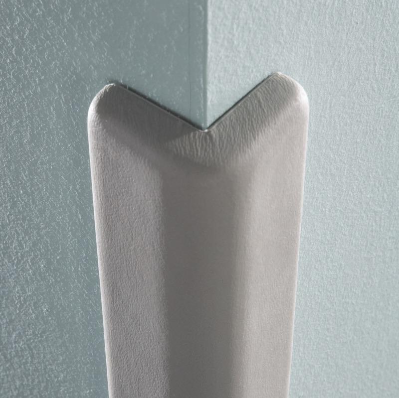 Protection Angle De Mur Deluxe Gris Interieurexterieur