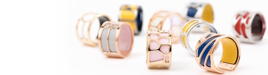 Bague Bracelet Georgette Bijoux La Mode