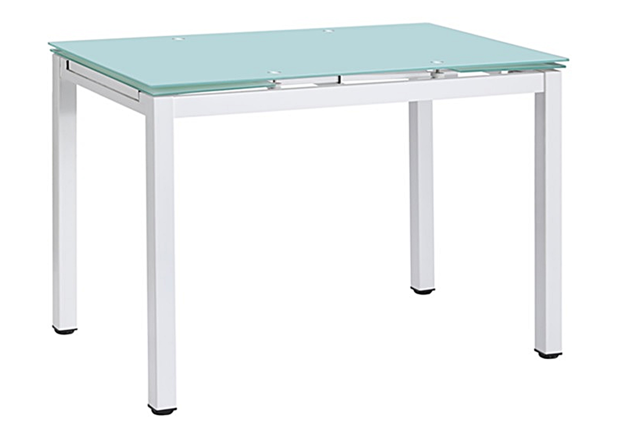 table manger extensible blanc fly