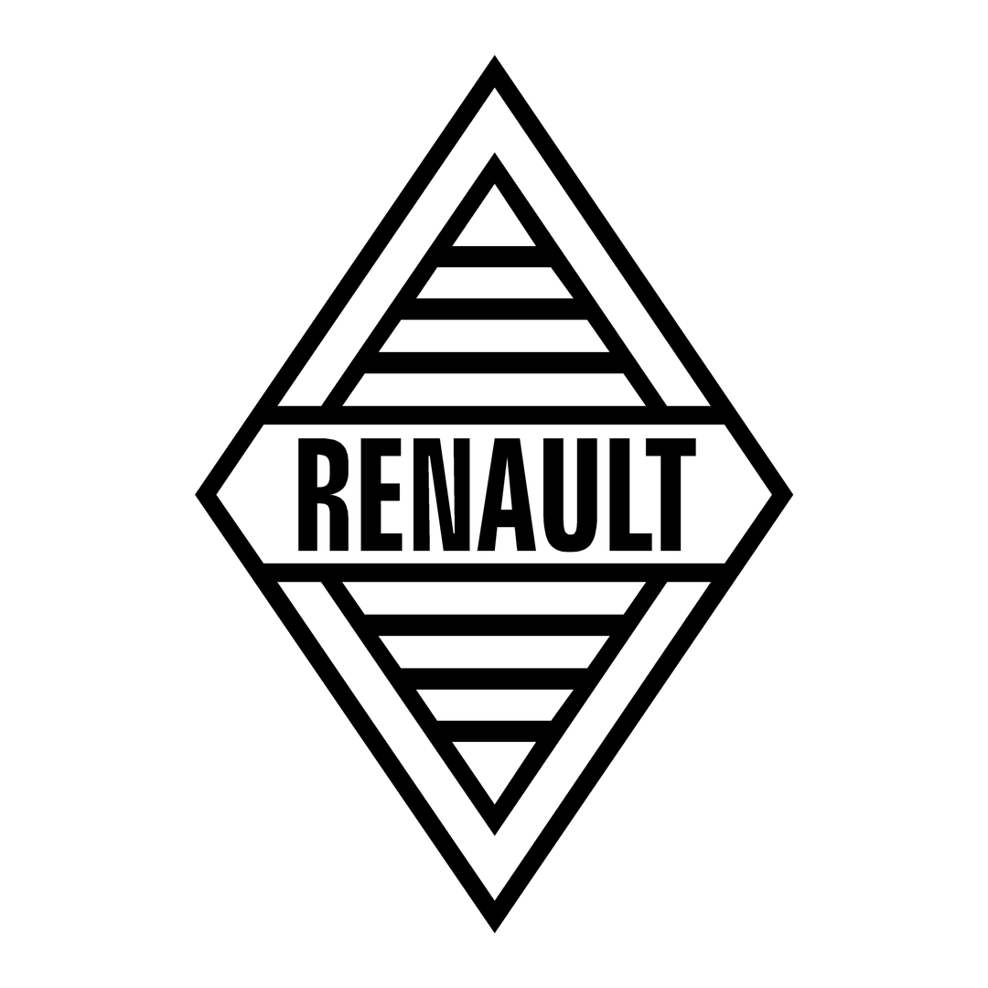 Sticker Renault Sport Ref 60