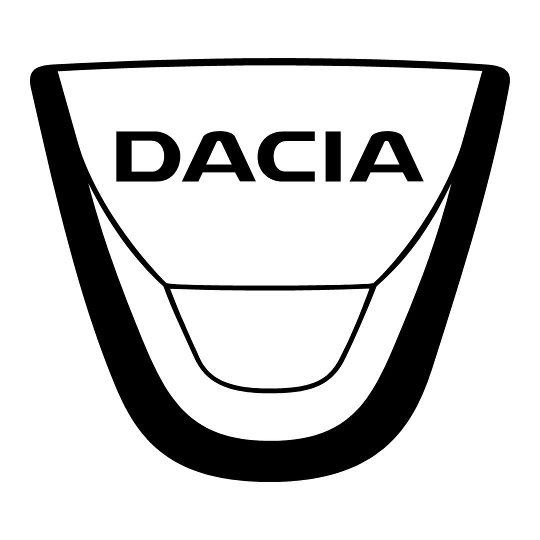 Sticker Dacia Ref 10