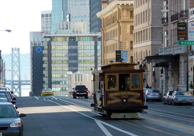 Visiti San Francisco By Night San Francisco