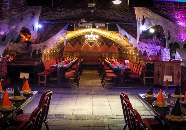 London Medieval Banquet Halloween Special