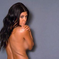 Kourtney Kardashian Nude+Naked Uncensored Photo shoot & News