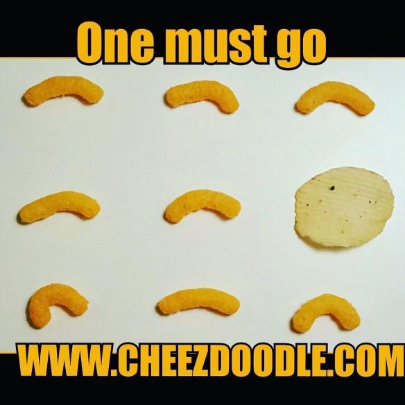 Intelligence Cheez doodle iq test