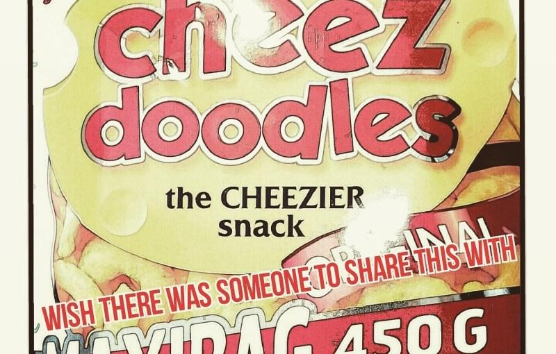 450 cheez doodle bag