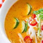 Laksa Soup Recipe Chefdehome Com