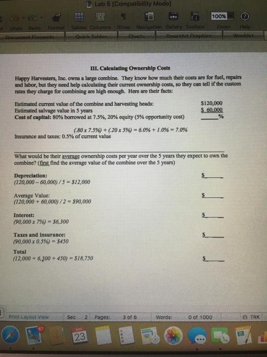 Estimated Tax 60000