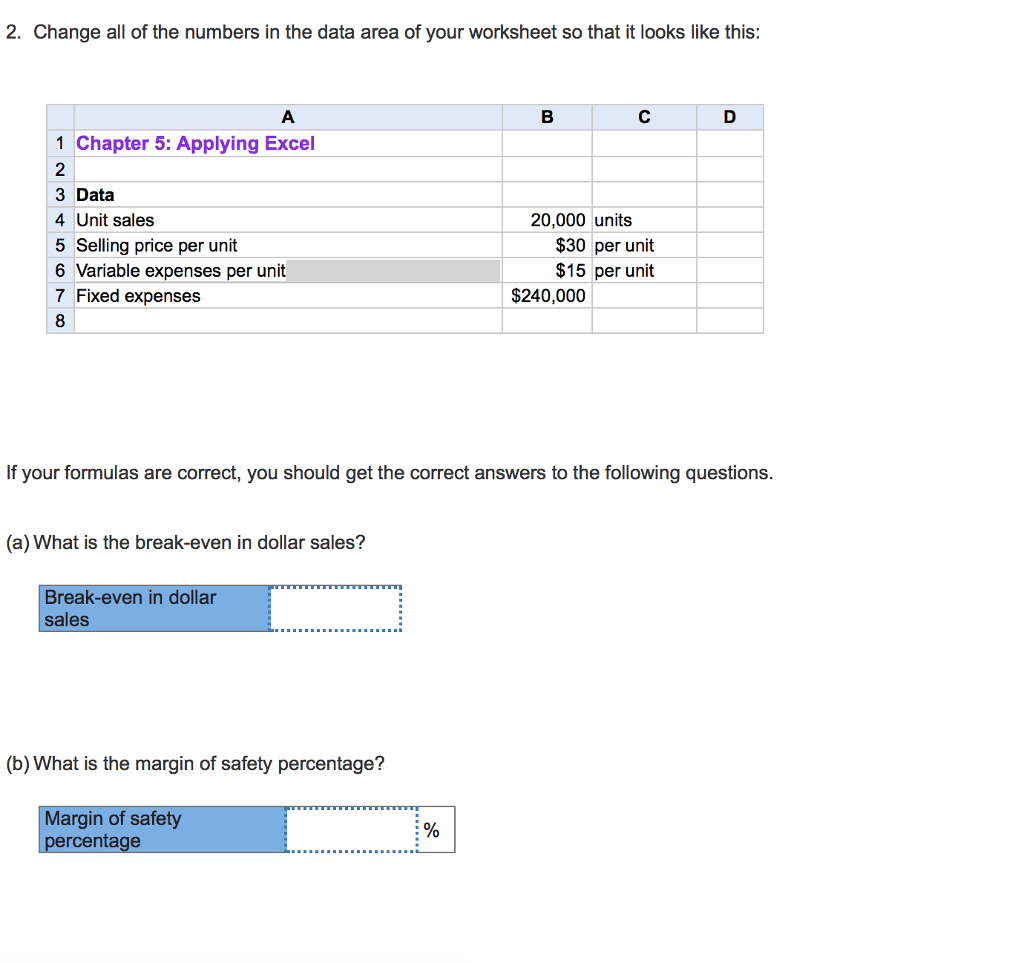 Solved 2 Change All Of The Numbers In The Data Area Of Y