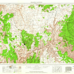 3 Grand Canyon 1 250 000 Topographic Map A What Chegg Com