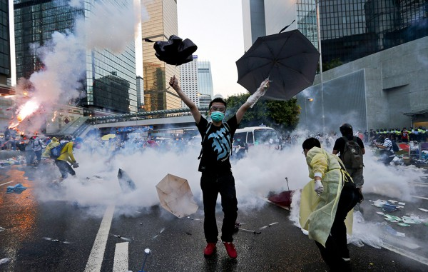 The Umbrella Revolution has changed Hong Kong forever.