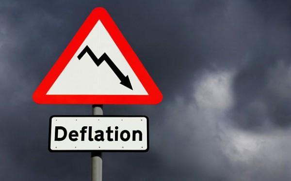 通貨緊縮威脅全球經濟