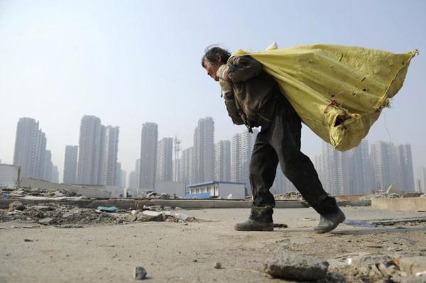 中國貧富懸殊是全球最為極端之一