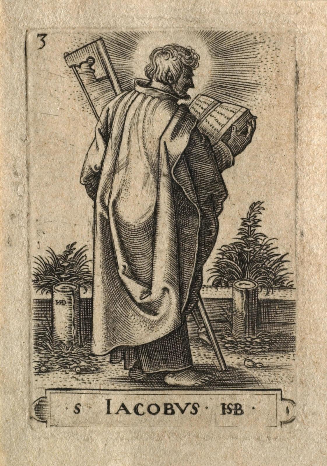 The Twelve Apostles Saint James The Less