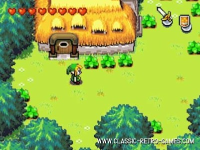 Download Legend of Zelda   Play Free   Classic Retro Games Remake screenshot s  Legend of Zelda remake screenshot