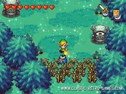 Download Legend of Zelda   Play Free   Classic Retro Games     Legend of Zelda remake screenshot
