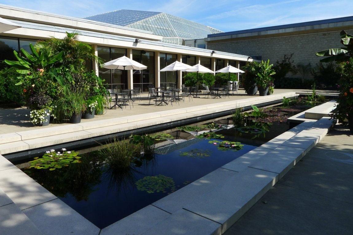 After flirting with architectural overreach in 2003, the Cleveland  Botanical Garden charts a path to stability - cleveland.com