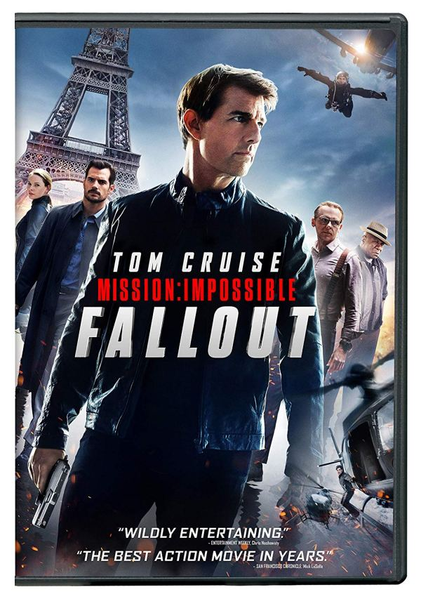 amp39Mission Impossible Falloutamp39 now on DVD and Bluray