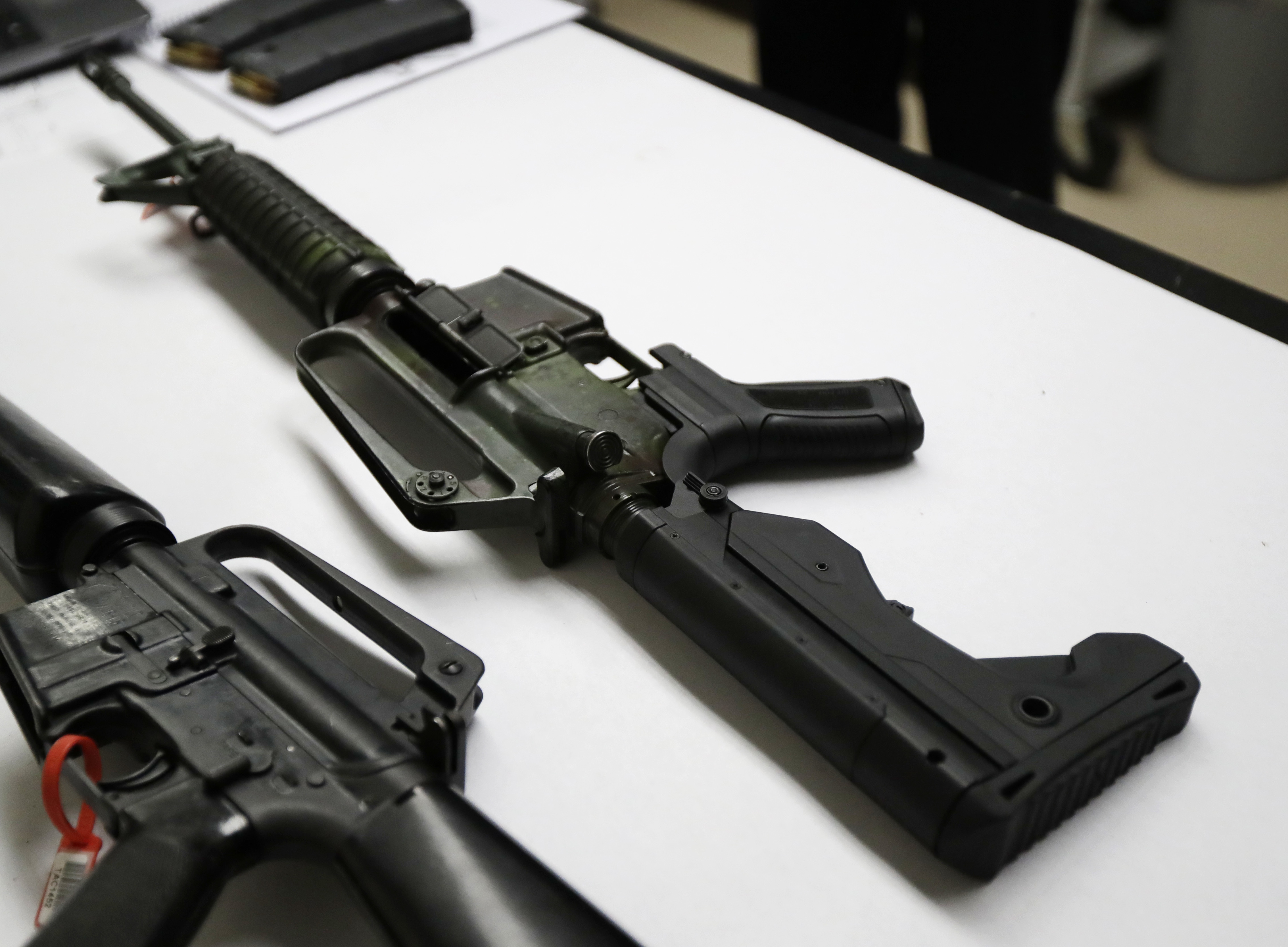 Assault Weapons Semi Automatic Rifles And The Ar 15
