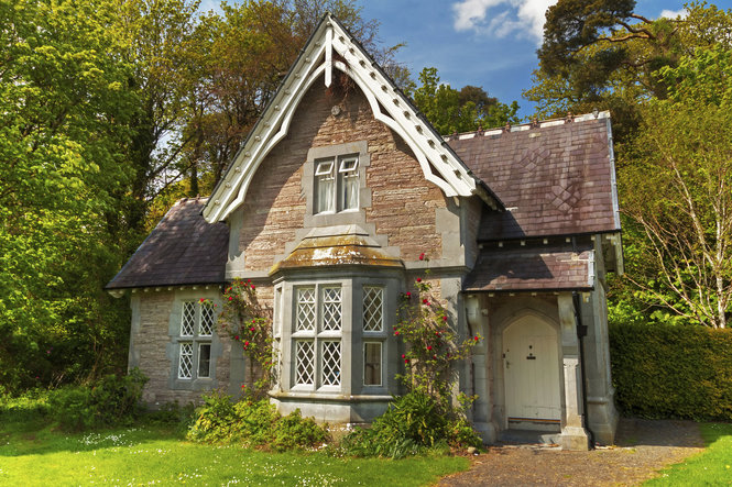 Architects Offer Irish Cottage-style Home Plans