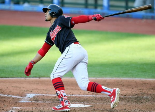 Francisco Lindor continues to flex home-run muscles for ...