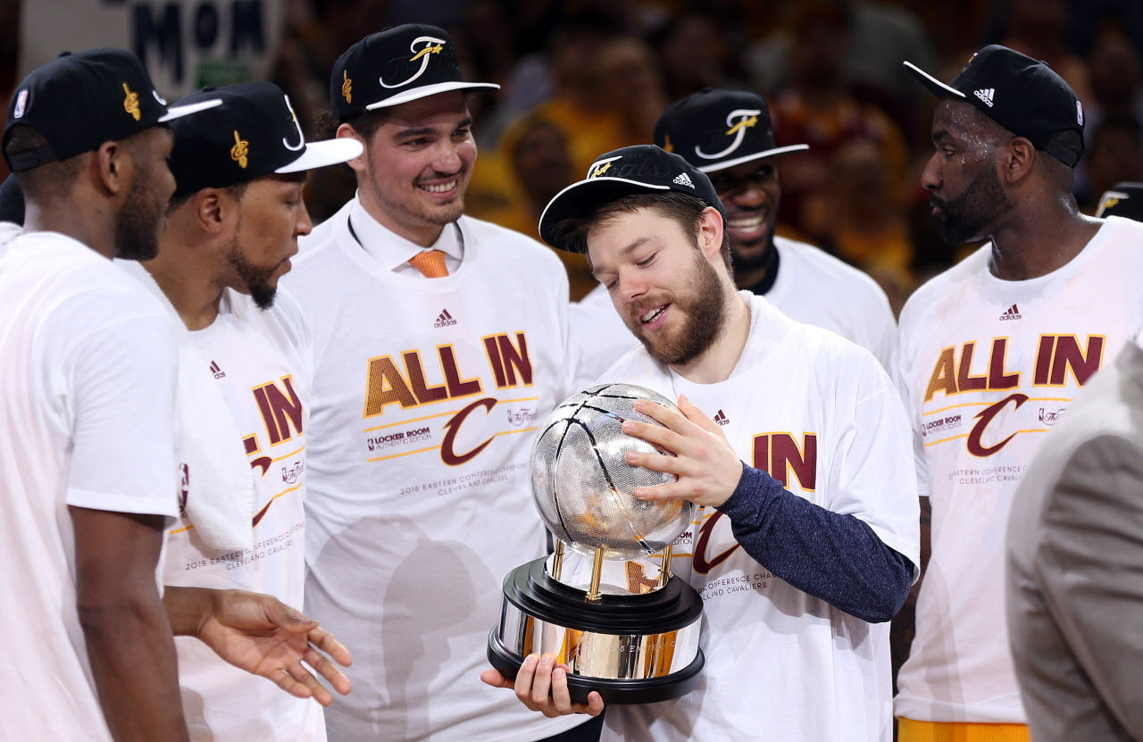 The Cleveland Cavaliers Cleveland Indians And The Drive