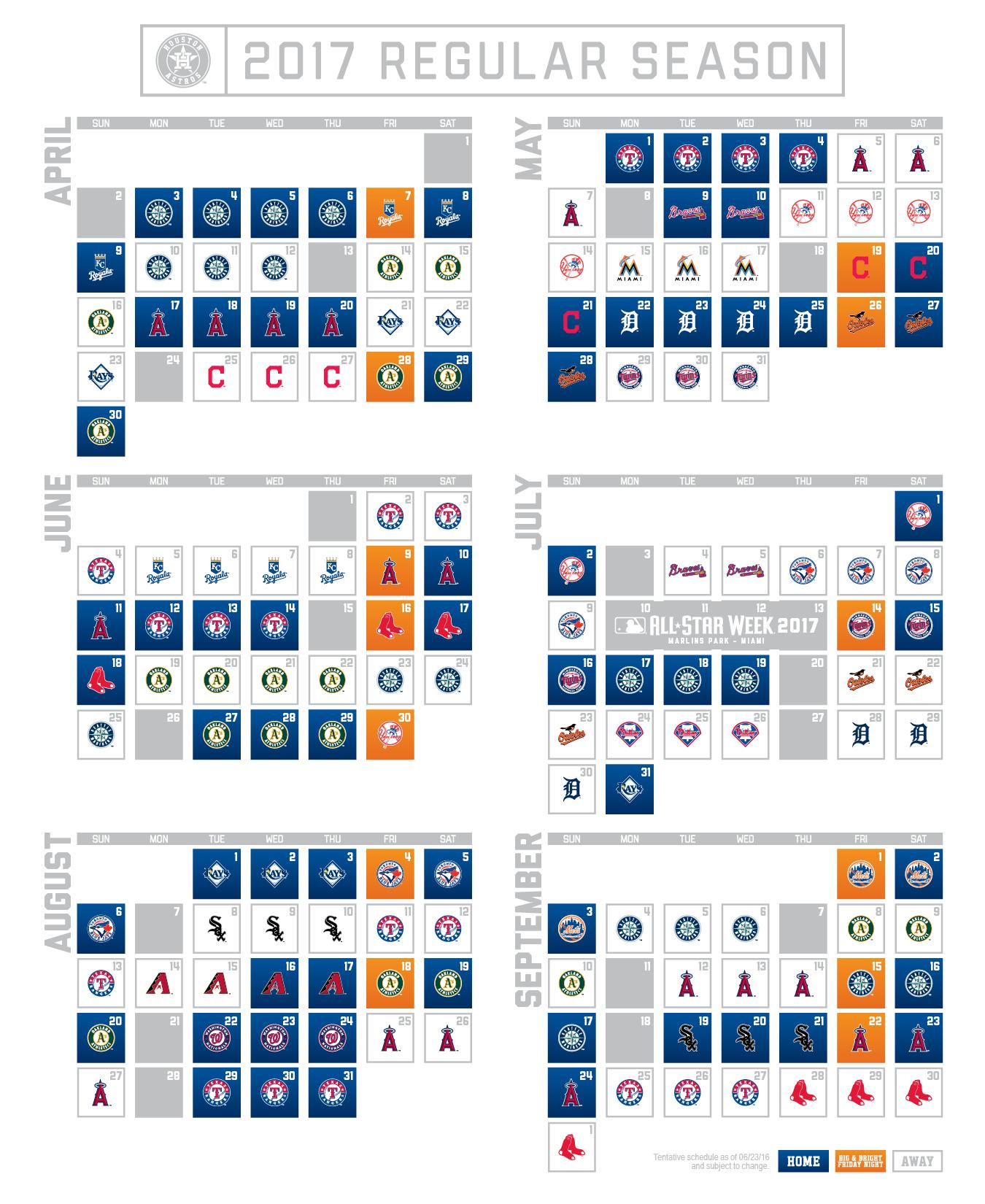 Kansas City Royals Schedule Calendar