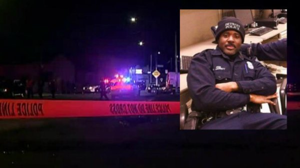 Detroit officer killed in hit-and-run identified as Myron...